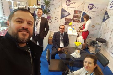 FASTENER FAİR TURKEY FUARI 2018